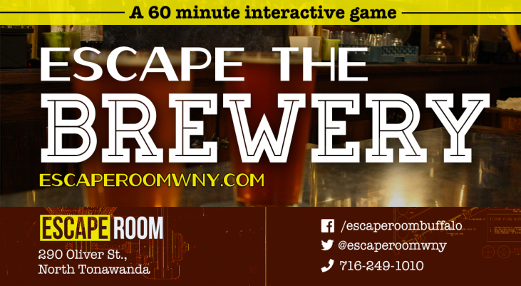 Escape The Brewery