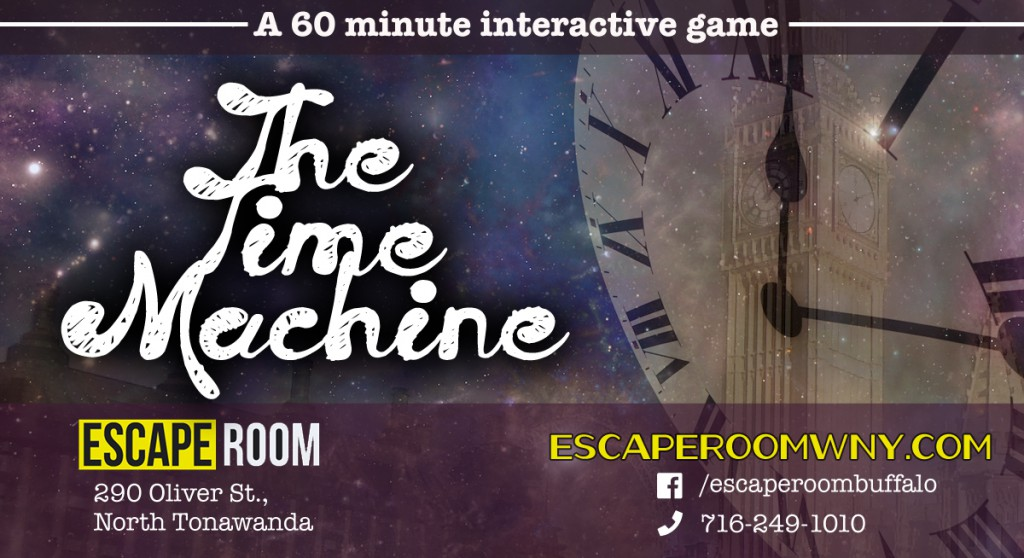 Time Travel Escape Room For Sale